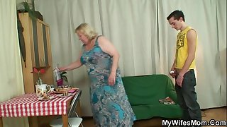 Chubby mother inlaw lures..
