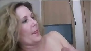 Young Son Fucking His Sexy..