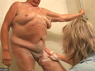 OldNanny Hot amateur mature..