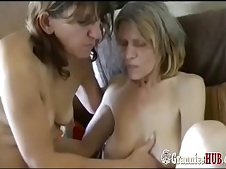 Old Saggy Granny And GILF..