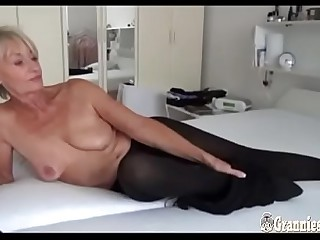Beautiful German Granny..