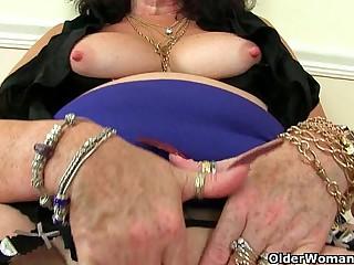 British grannies Zadi and..