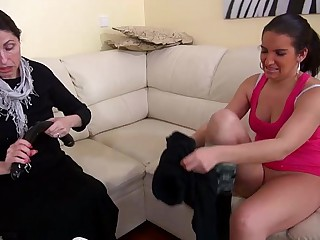 HOT Very Dirty Granny with..