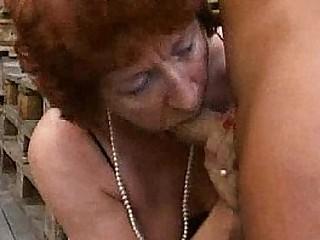 (BBW) Fat Mature - Granny..