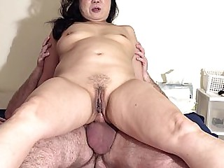 CHINESE GRANNY (57) WHORE..