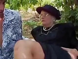 Granny sex xincest
