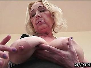 Granny Sila -  Lusty Grandmas