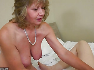 Teen masturbating when..