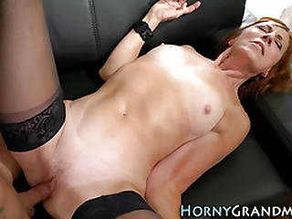 Stockings gilf riding