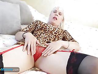 EuropeMaturE Lady Sextasy..