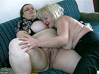 OldNanny Mature with big..