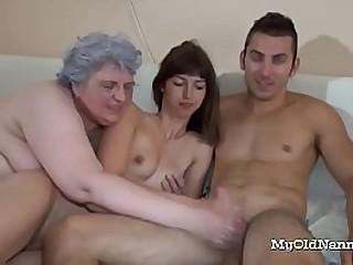 Nasty granny joins this..