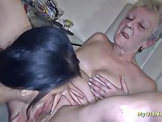 Granny got eaten