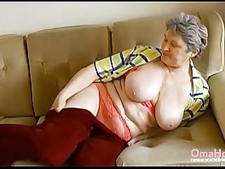 OmaHoteL Extra Hairy Granny..