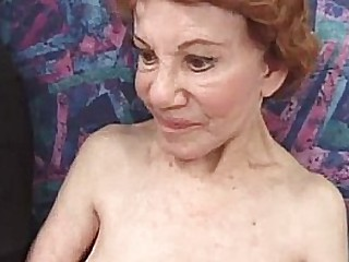 Granny's Maybe Last Fuck
