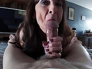 Hot Granny Oral Pleasure..